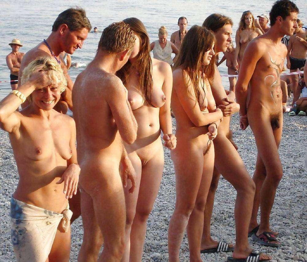 Massage naked girl video
