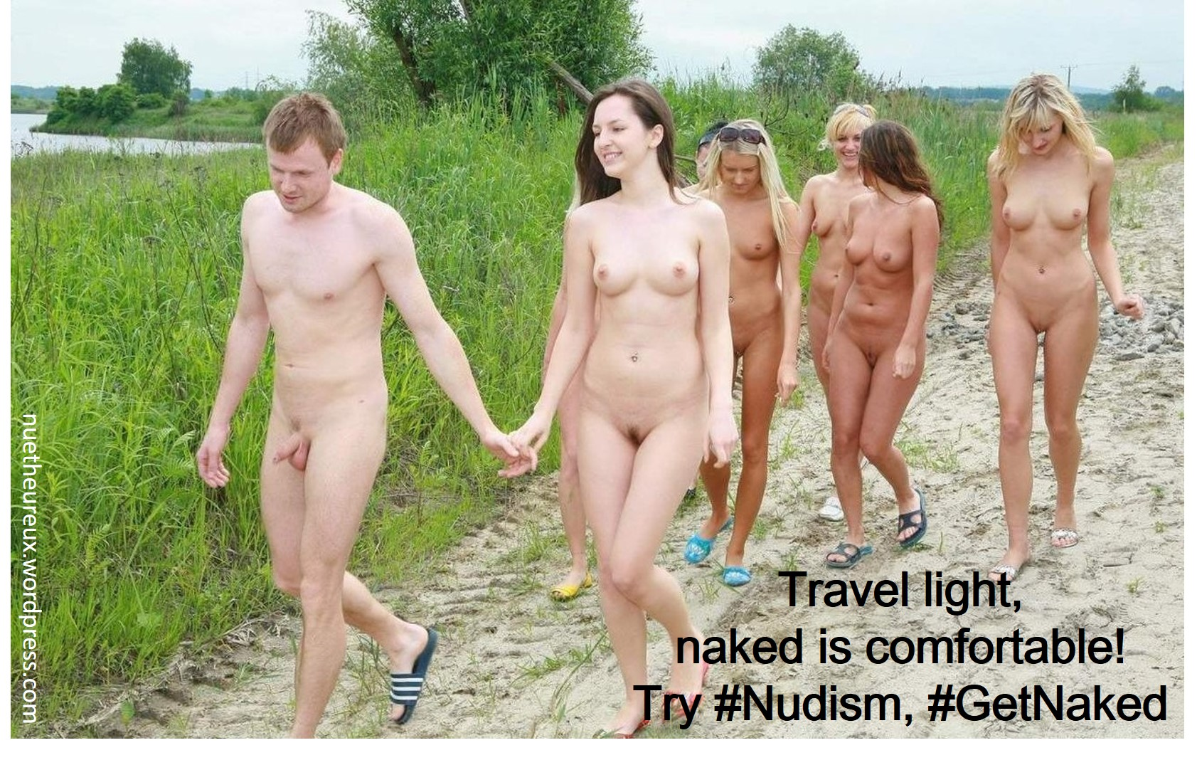 Nudist places to visit