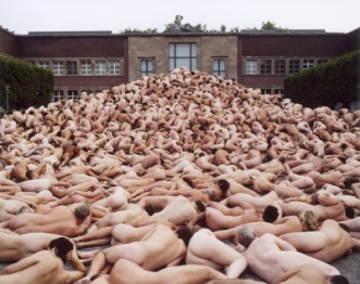 Image result for spencer tunick